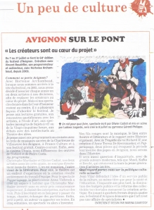 articles Avigon