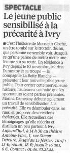 Parisien 4 fev 15-Monsieur Cloche